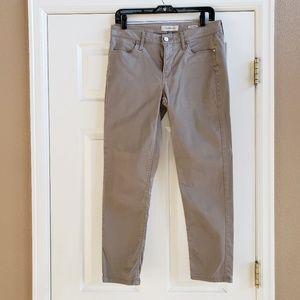 Calvin Klein Ankle Skinny Jeans, Sz 10, like new